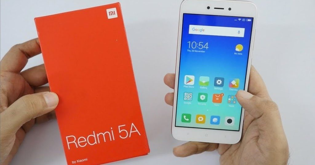 Xiaomi Redmi 5A Mobile Under 5000 4G In India October 2018
