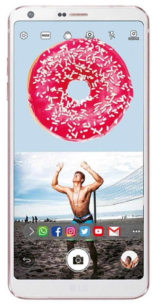 LG G6 best mobile under 30000