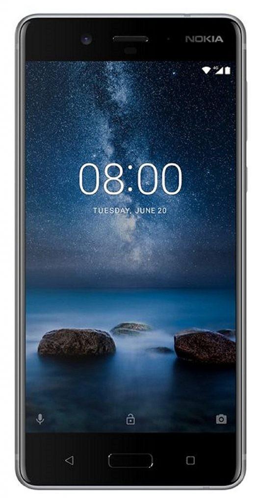 Nokia 8 best mobile under 30000