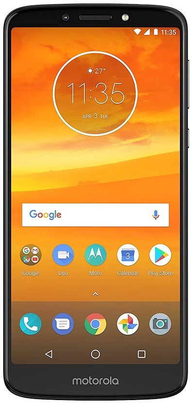 Moto E5 Plus best mobile under 12000
