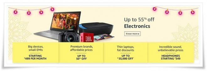 Amazon Sale Laptop Deals And Discount Offer - Amazon Republic Day Sale 2019 - 20th to 23rd January 2019