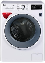 LG 6.5 kg Inverter Fully-Automatic Front Loading Washing Machine - best washing machine under 30000, best washing machine under 30000 in india, best front load washing machine under 30000