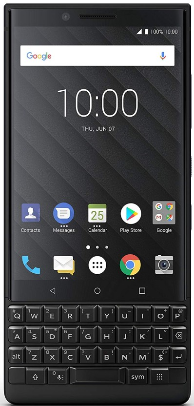 BlackBerry Key2 - Best Phone Under 50000, Best Mobile Under 50000, Best Phone Under 50000 In India 2020