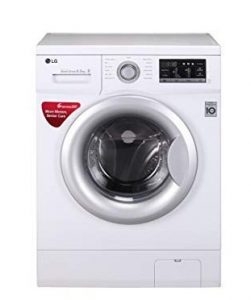 LG 6.5 kg Fully-Automatic Front Loading Washing Machine - best washing machine under 30000, best washing machine under 30000 in india, best front load washing machine under 30000