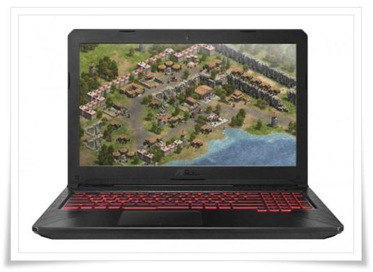 ASUS TUF FX504GE-EN224T 15.6-inch Laptop