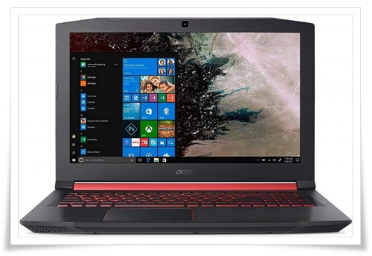 Acer Nitro AN515-52 15.6-inch Notebook