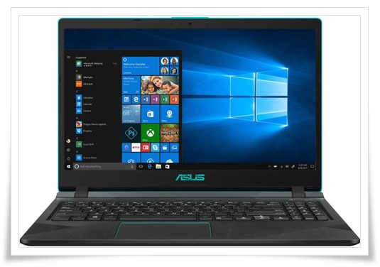 Asus F560UD-BQ237T i5-8th Gen FHD Laptop - best laptop under 60000