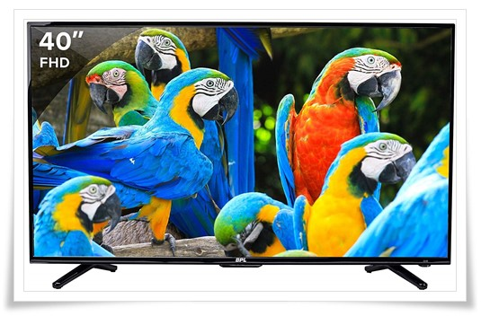 BPL 40 inches Vivid BPL101D51H Full HD LED TV - best 40 inch led tv under 20000