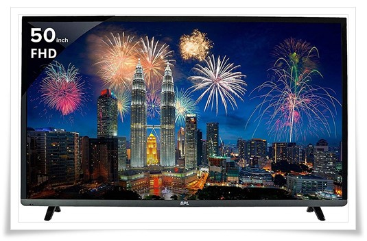 BPL 50 inches - best tv under 30000, best smart tv in india under 30000, best led tv under 30000
