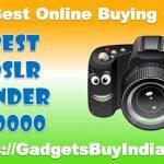Best DSLR Camera Under 70000
