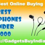 Best Earphones Under 5000