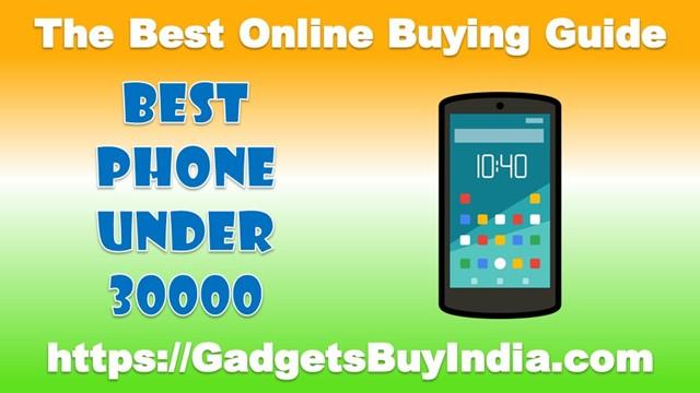 Best Mobile Under 30000