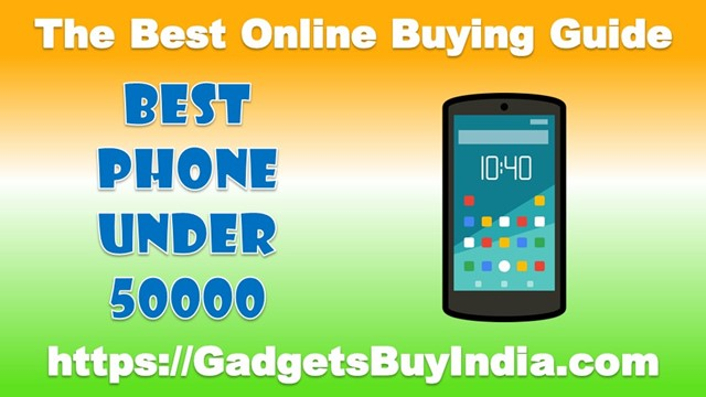 Best Phone Under 50000