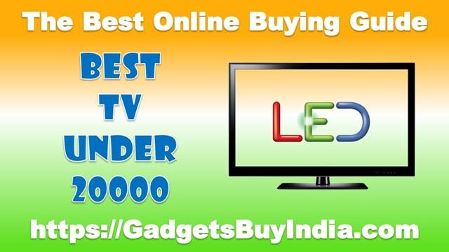Best TV Under 20000