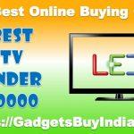 Best TV Under 40000