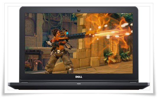 DELL Inspiron 15 Gaming 5577 15.6-Inch Laptop