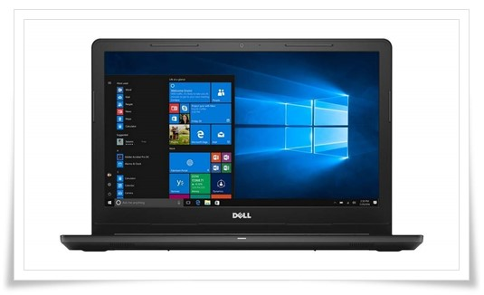 DELL Inspiron 3576 15.6-inch FHD Laptop - laptop under 60000