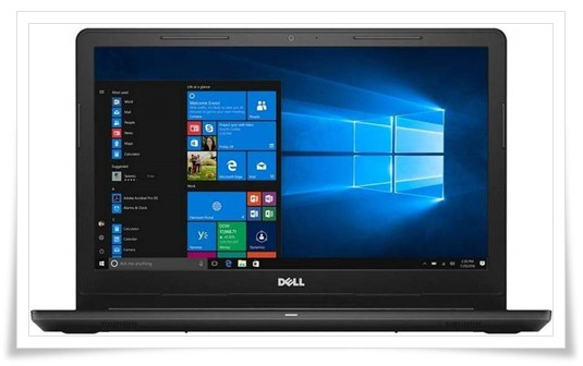 DELL Inspiron 3576 Laptop - best laptop under 50000, best laptop in india under 50000, best gaming laptop under 50000