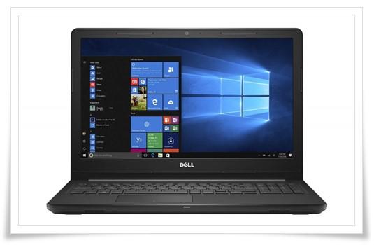 Dell Inspiron 3565 AMD E2 7th Gen 15.6-inch Laptop - best laptop under 25000, best laptop under 25000 in india 2019, best laptop under 25000 with windows 10