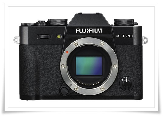 Fujifilm X Series X-T20 Mirrorless Digital Camera - best dslr under 70000