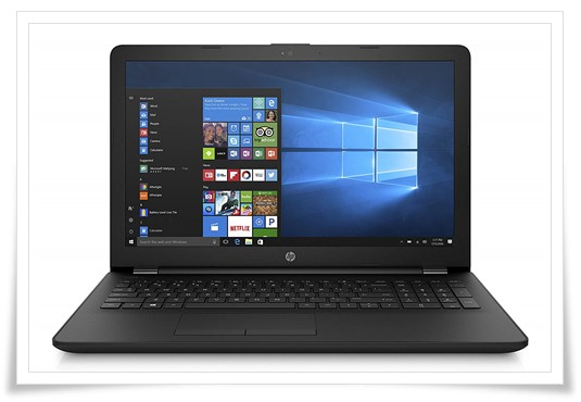 HP 15 AMD E2 15q-bw548AU 15.6-inch Entry Level Laptop - best laptop under 25000, best laptop under 25000 in india 2019, best laptop under 25000 with windows 10