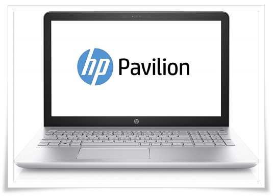 HP Pavilion Intel Core i5 15.6-inch FHD Laptop - best laptop under 60000