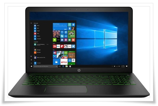 HP Pavilion Power 15-Cb518tx 15.6-Inch Full HD Gaming Laptop