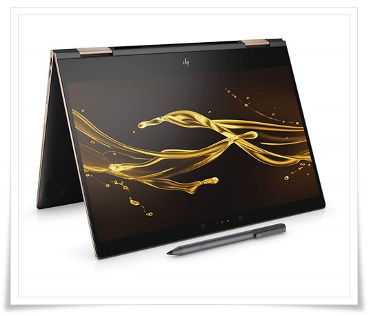 HP Spectre x360 Convertible 13-ae503TU 2018 13.3-inch Laptop - best laptop under 200000, best gaming laptop under 200000, best laptop under 200000 2020
