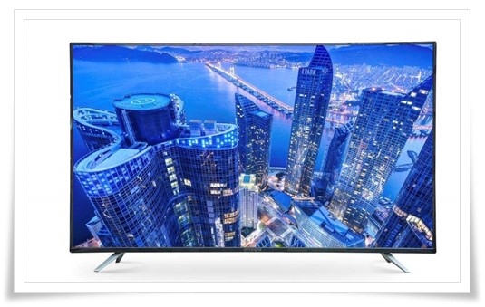 Hyundai 50 inches HY5085Q4Z25 4K Ultra HD Smart LED TV