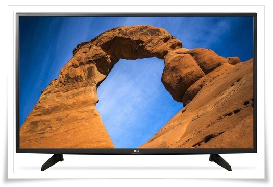 LG 32 inches 32LK510BPTA HD Ready LED TV - best led tv under 20000