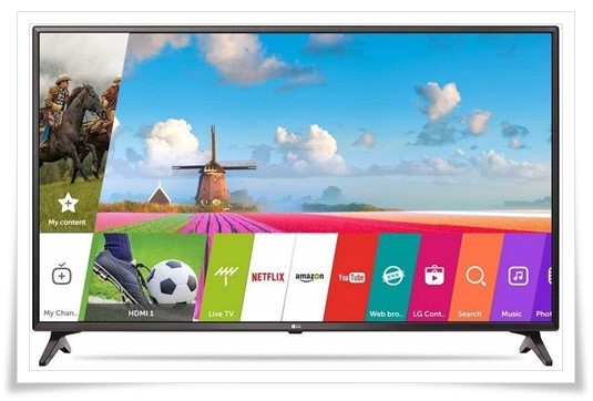 LG 43 inches 43LJ554T Full HD Smart LED TV