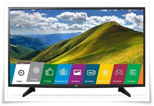 LG 49 inches 49LJ523T Full HD LED IPS TV - best led tv under 50000