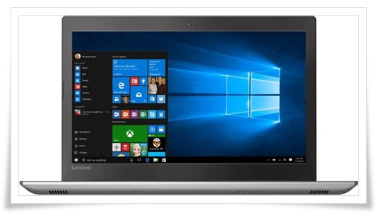 Lenovo ideapad 520 81BF00AWIN 15.6-inch Laptop - best laptop under 60k
