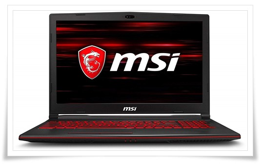 MSI GL63 8RE-455IN 2018 15.6-inch Laptop - best laptop under 150000, best gaming laptop under 150000
