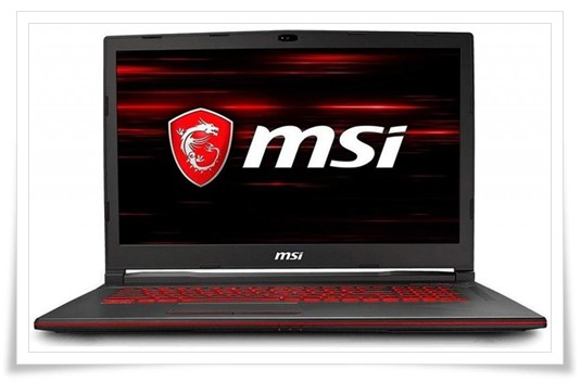 MSI Gaming MSI GL63 8RC-063IN 2019 15.6-inch Laptop