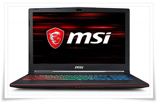 MSI Gaming MSI GP63 8RE-442IN 2018 15.6-inch Laptop - best laptop under 150000, best gaming laptop under 150000