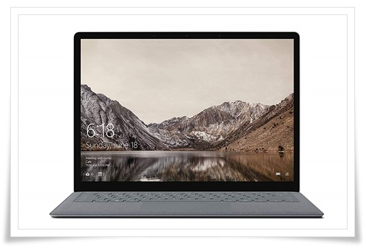 Microsoft Surface 1769 2018 13.5-inch Laptop - best laptop under 200000, best gaming laptop under 200000, best laptop under 200000 2020