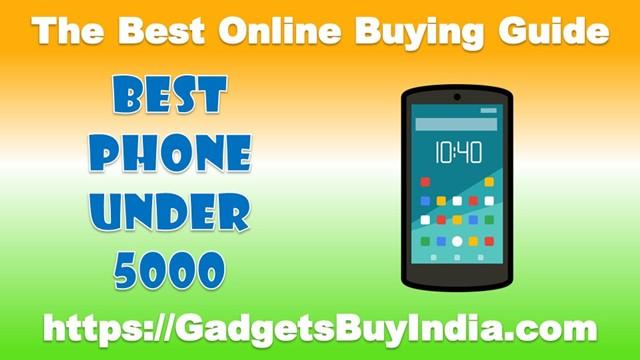 Mobiles Under 5000