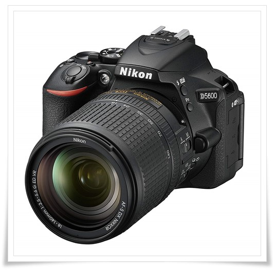 Nikon D5600 DX-format Digital SLR Camera - best dslr under 70000
