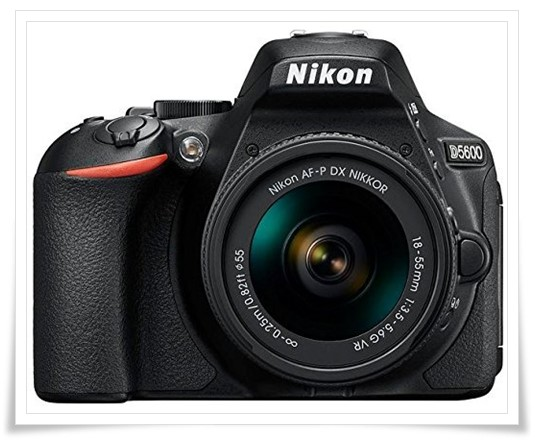 Nikon D5600 Digital Camera - best nikon dslr camera under 50000