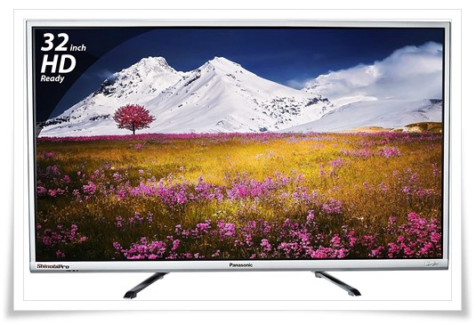 Panasonic 32 inches 32E460D HD ready LED TV - best led tv under 20000