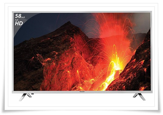 Panasonic 58 Inches TH-58D300DX Full HD LED TV - Best led tv under 60000