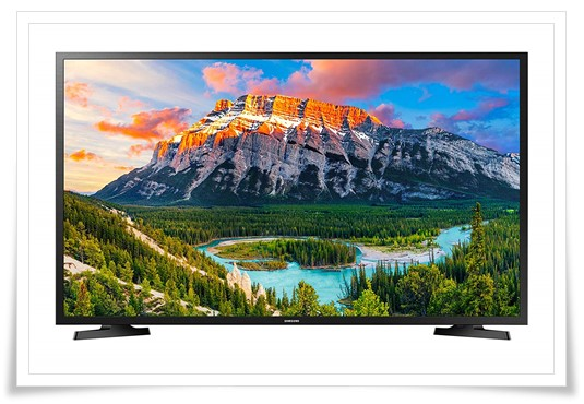 Samsung 43 Inches UA43N5300ARLXL Full HD LED Smart TV
