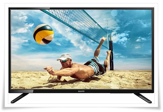 Sanyo 32 inches XT-32S7200F Full HD LED TV - best 32 inch led tv under 20k