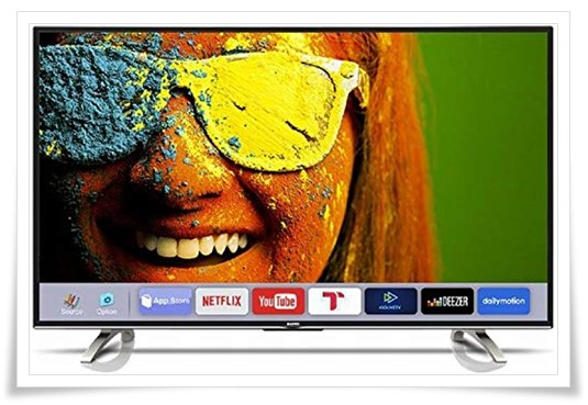 Sanyo 49 inches - best tv under 30000, best smart tv in india under 30000, best led tv under 30000