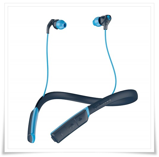 Skullcandy Method Bluetooth Wireless Sport Earbuds with Mic - best earphones under 5000, best wireless earphones under 5000, best bluetooth earphones under 5000