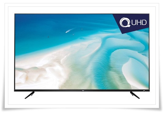 TCL 43 Inches 43P6US 4K LED Smart TV
