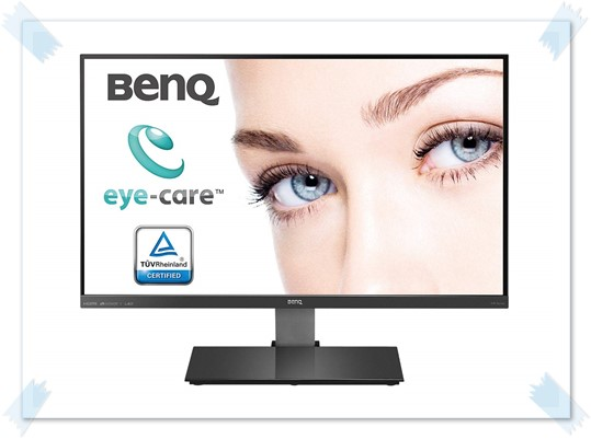 BenQ 27 inch EW2775ZH LED Monitor - best monitor under 20000, best gaming monitor under 20000, best 27 inch monitor under 20000