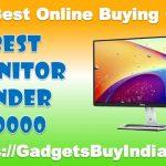 Best Monitor Under 10000