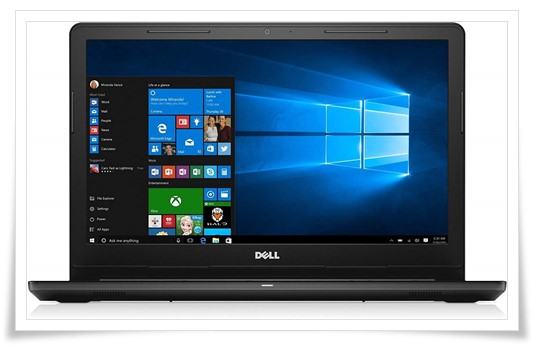 Dell Inspiron Core i5 7th Gen 3567 Notebook 15.6 inch Laptop - Best Laptop Under 50000